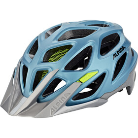 Alpina Mythos 3.0 L.E. Casque, blue metallic-neon